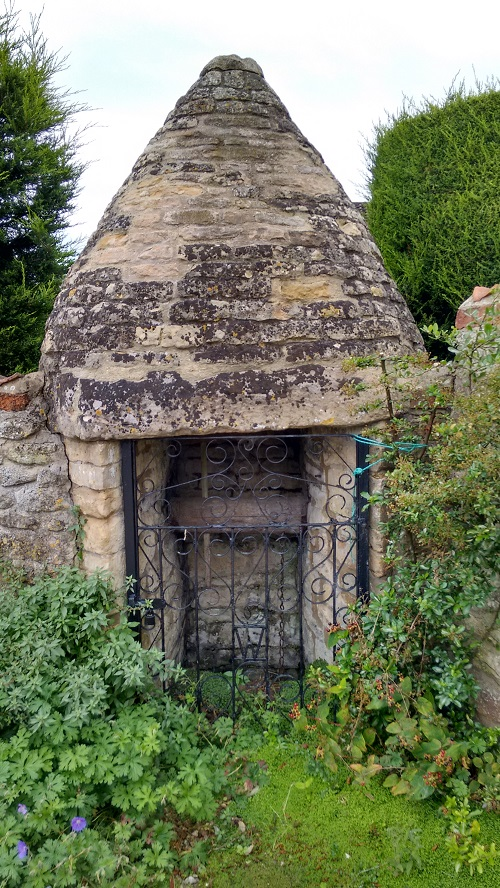 The Beehive Well in Welbourn