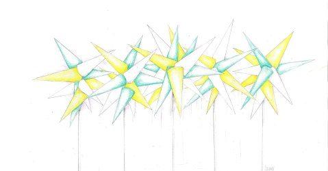 NEON artwork design
